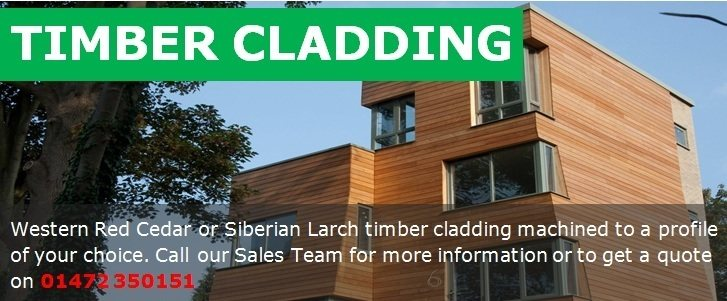 Timber Cladding Banner