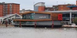 image for Wagamamas comes to Lincoln and uses Cedar Cladding