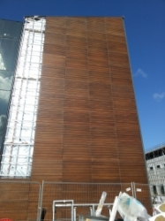 image for Timber Cladding Panels For Prestigious New Hospital