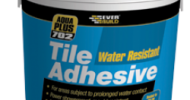 Image for Tile Adhesive - Water Resistamt