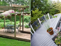image for Timber Decking vs Composite Decking