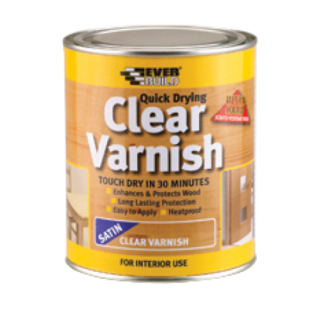 Image for Clear Varnish