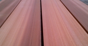 Image for Cedar Decking