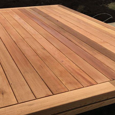 Cedar decking offer for Decking special offers