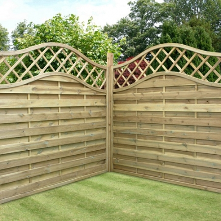 Image for Chester Fence Panel