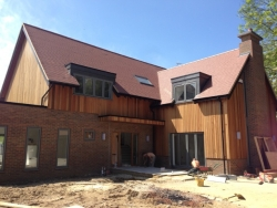 image for Elysium Homes use cedar cladding