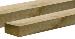 Image for Timber Fence Posts