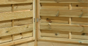 Image for Timber Gravel Boards