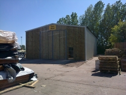 image for New Drying Shed Completed