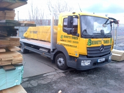 image for Busy day at Bennetts Timber