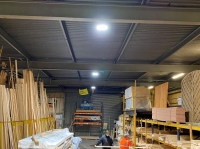 image for LED Lights Transform our Working Environment