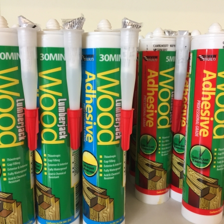 Image for Lumberjack PU Wood Adhesive - 310 ml Tube