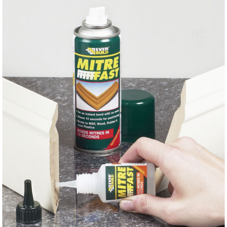 Image for Mitre Fast Bonding Kit