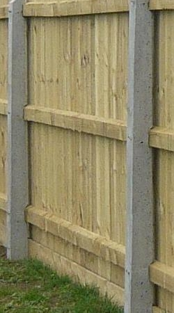Image for Concrete Fence Posts
