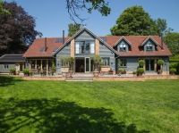 Otters Barn in Shiplake - A large detached house using Westerm Red Cedar Cladding