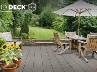 image for Guide to Decking: Composite v Timber