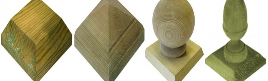 Image for Fence Post Caps