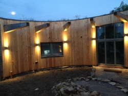 image for Larch Cladding Causes a Stir!