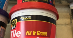 Image for Tile Adhesive - Fix & Grout