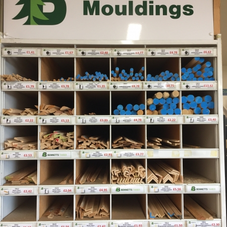 Image for Timber Mouldings
