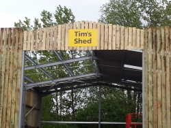 image for Tim's Shed Update!
