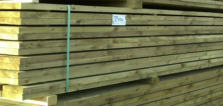 Image for Treated Timber