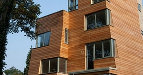 Image for Larch Cladding