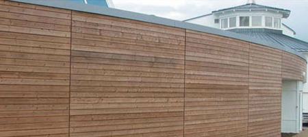 Image for ThermoWood® Cladding