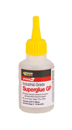 Image for Industrial Superglue