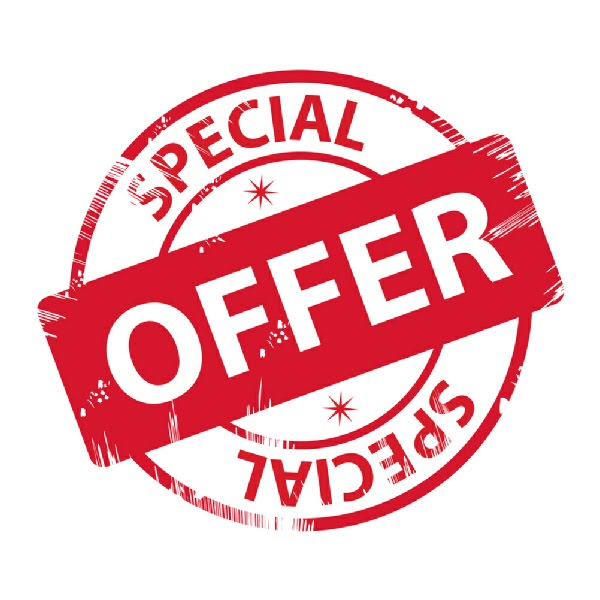Bank holiday special offers for Decking special offers
